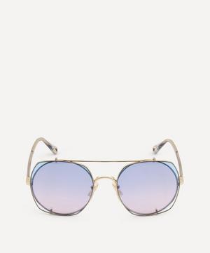 Demi Clip-On Lens Sunglasses