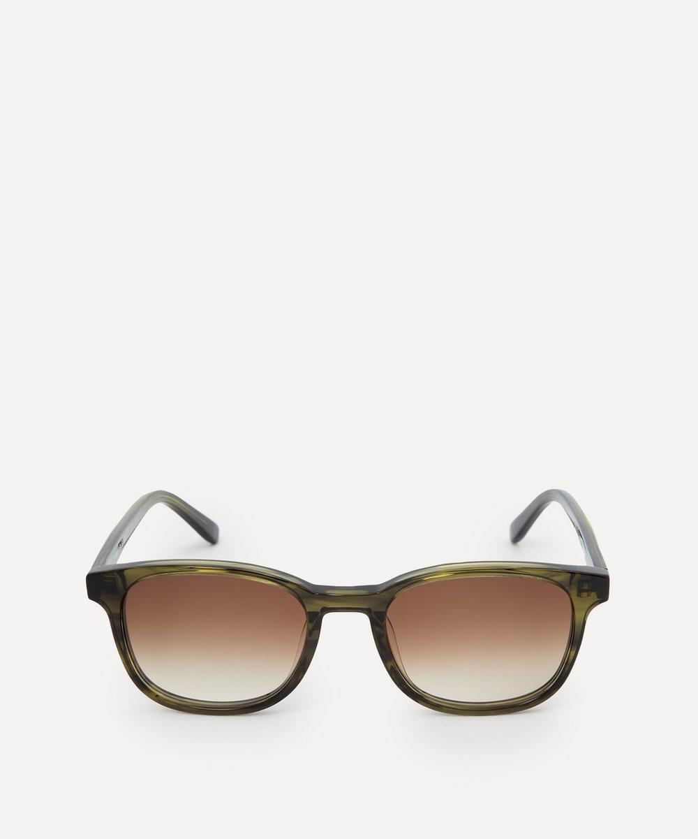 YMC - Hakon Rectangle Sunglasses