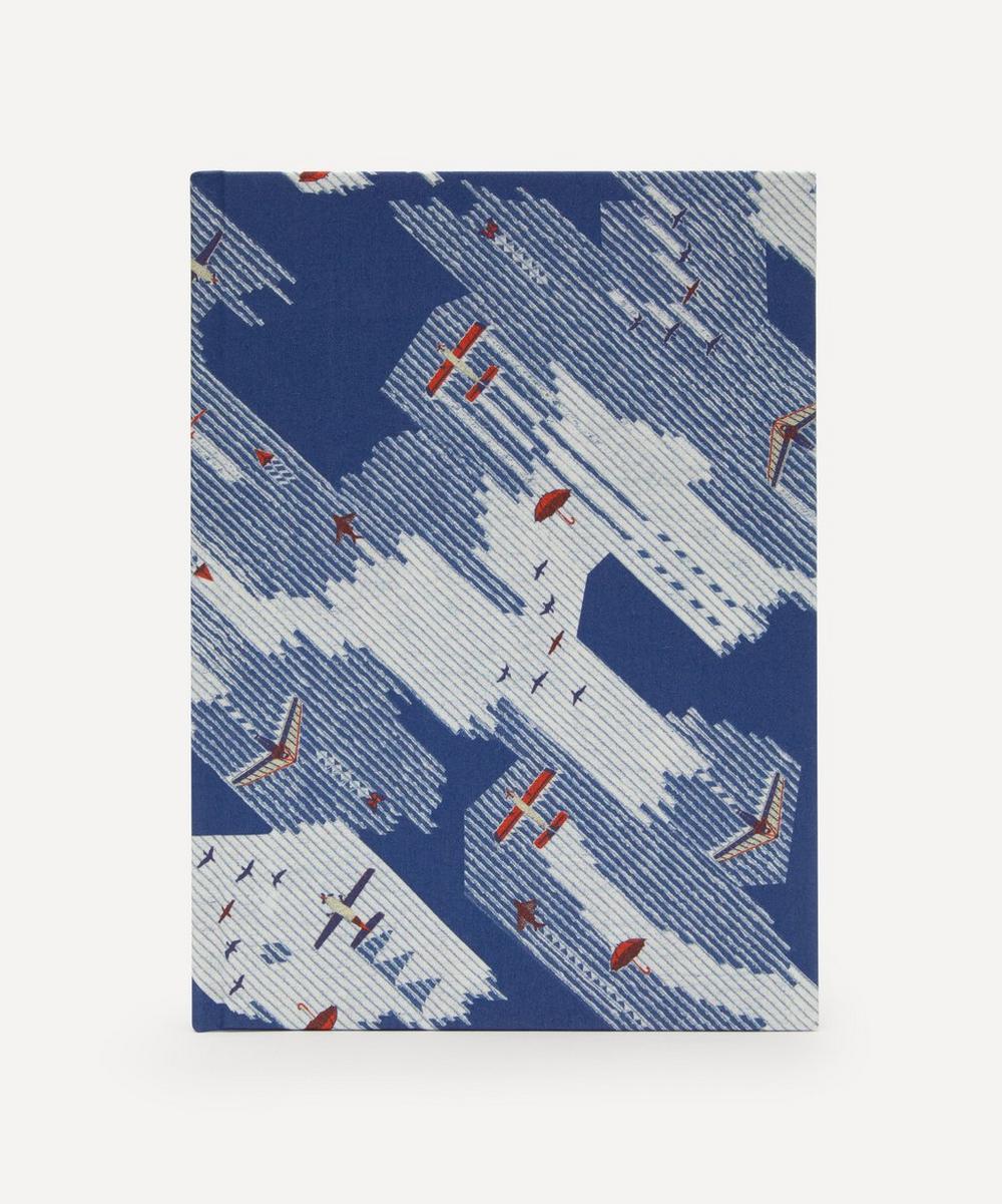 Liberty - Himuro Sky A5 Tana Lawn™ Cotton Notebook