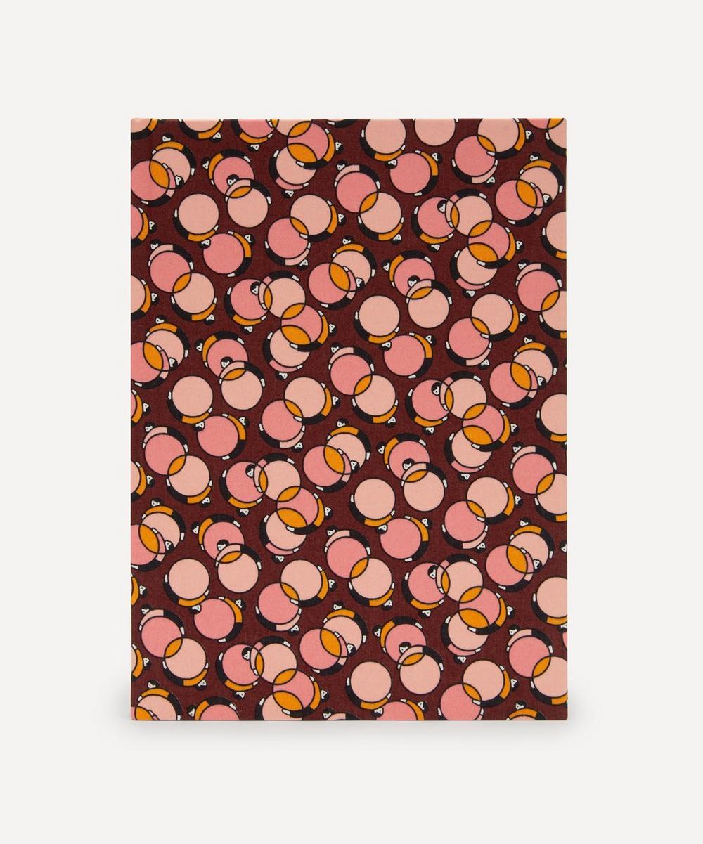 Liberty - Bouncing Ball A5 Tana Lawn™ Cotton Notebook