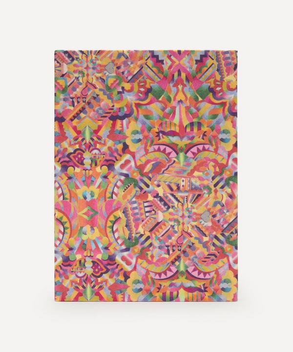 Liberty - Magical Moypup A5 Tana Lawn™ Cotton Notebook