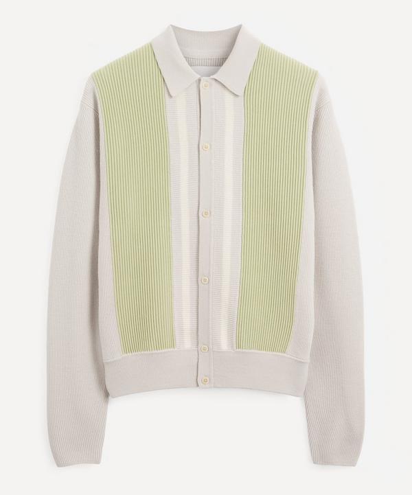 King & Tuckfield - Knitted Wool Shirt