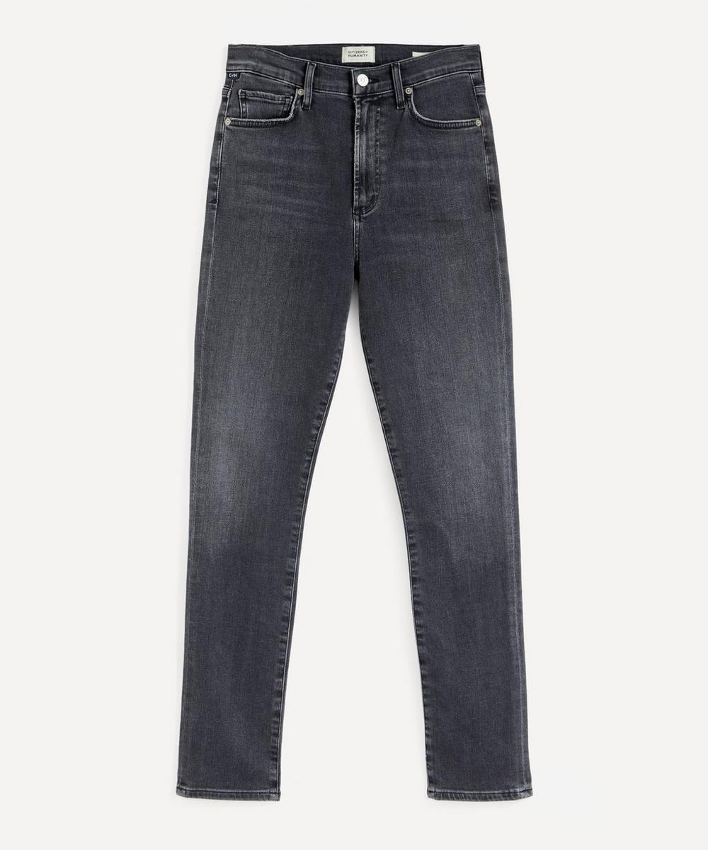 Citizens of Humanity - Olivia High-Rise Slim-Fit Jeans