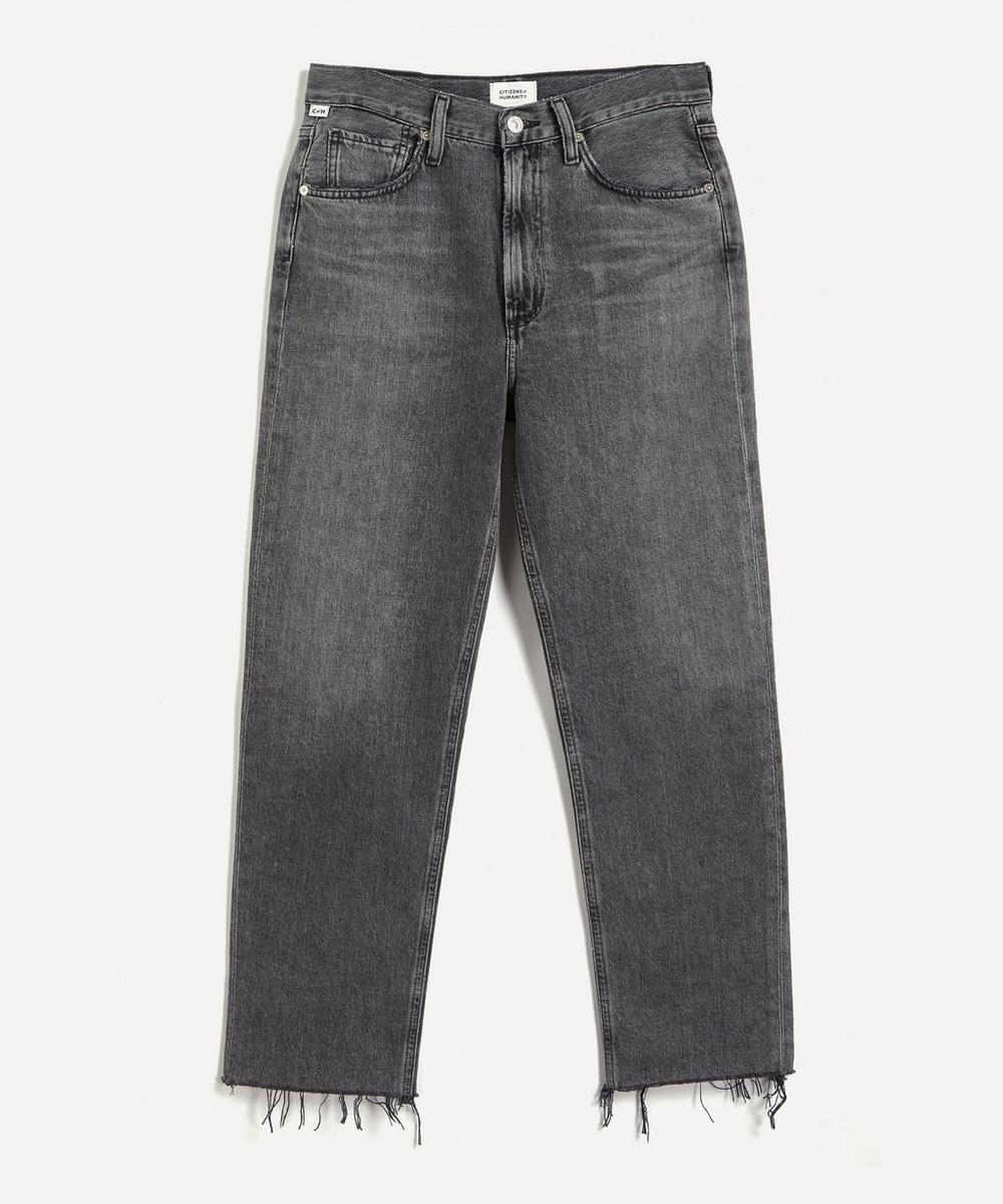 Citizens of Humanity - Daphne Stovepipe Crop Jeans