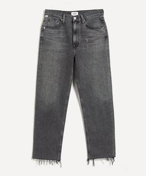 Daphne Stovepipe Crop Jeans
