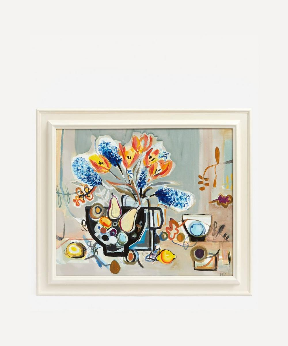 Marissa Weatherhead - Spring Posy Original Framed Painting