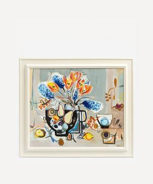 Spring Posy Original Framed Painting