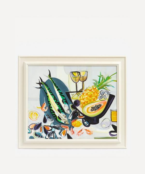 Marissa Weatherhead - On the Table Original Framed Painting