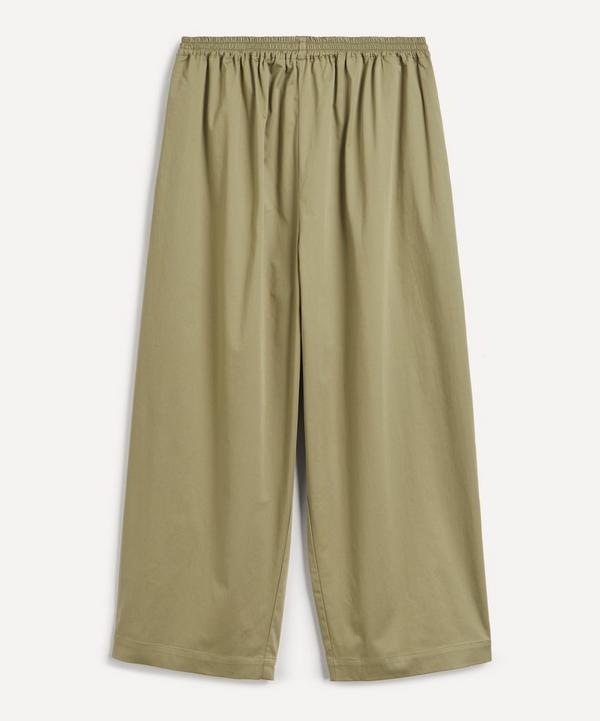 Eskandar - Japanese Cotton-Mix Trousers