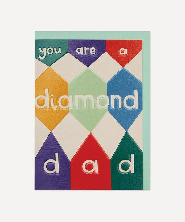 Unspecified - Diamond Dad Father's Day Card