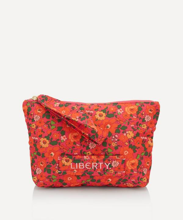 Liberty - Print With Purpose Betsy Recycled Zip Pouch