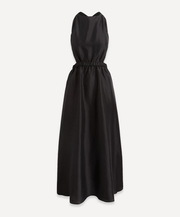 SIR - Vivienne Silk Maxi-Dress