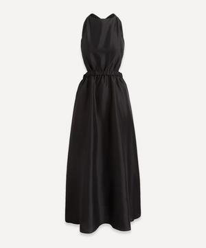 Vivienne Silk Maxi-Dress