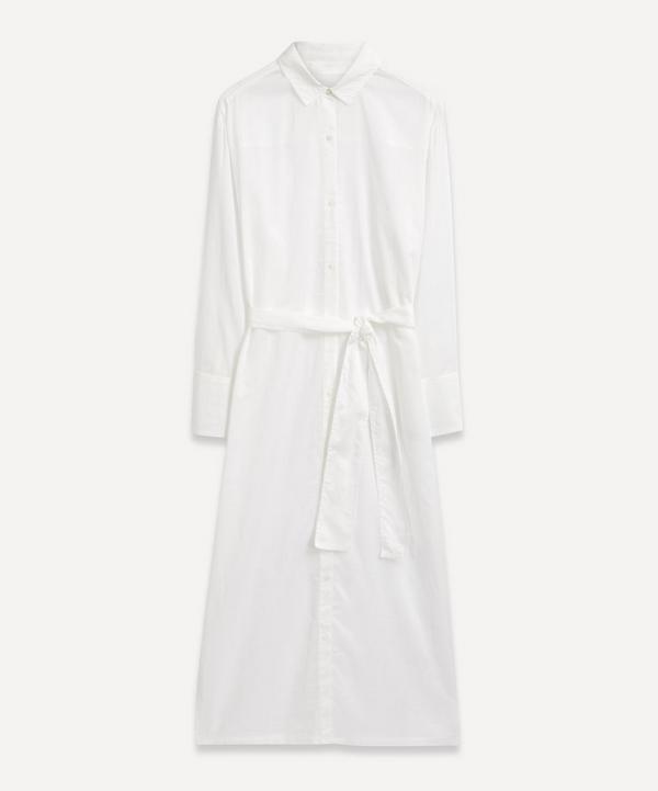 SIR - Pierre Tailored Cotton Shirt-Dress