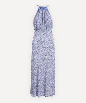 Sydney Floral Halter-Dress
