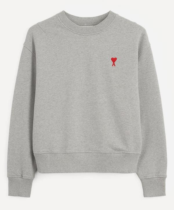 Ami - Embroidered Logo Sweatshirt