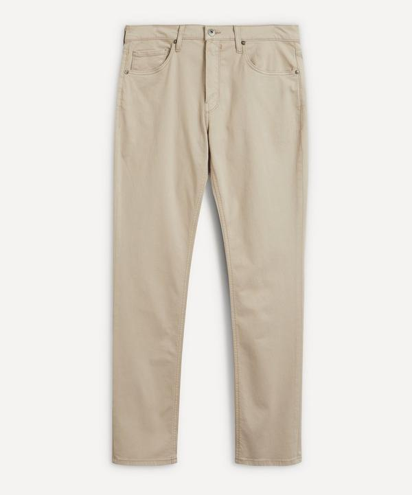 Paige - Federal Brushed Clean Jeans