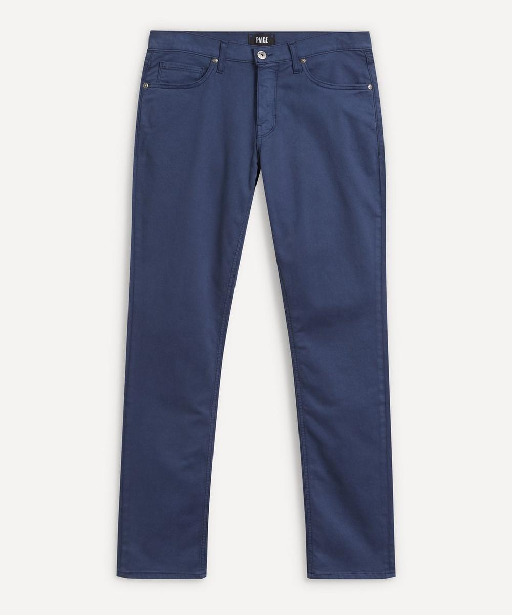 Paige - Federal Rich Navy Jeans