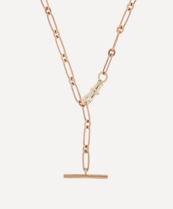 Pascale Monvoisin - 9ct Gold Debbie N°2 Chain Necklace