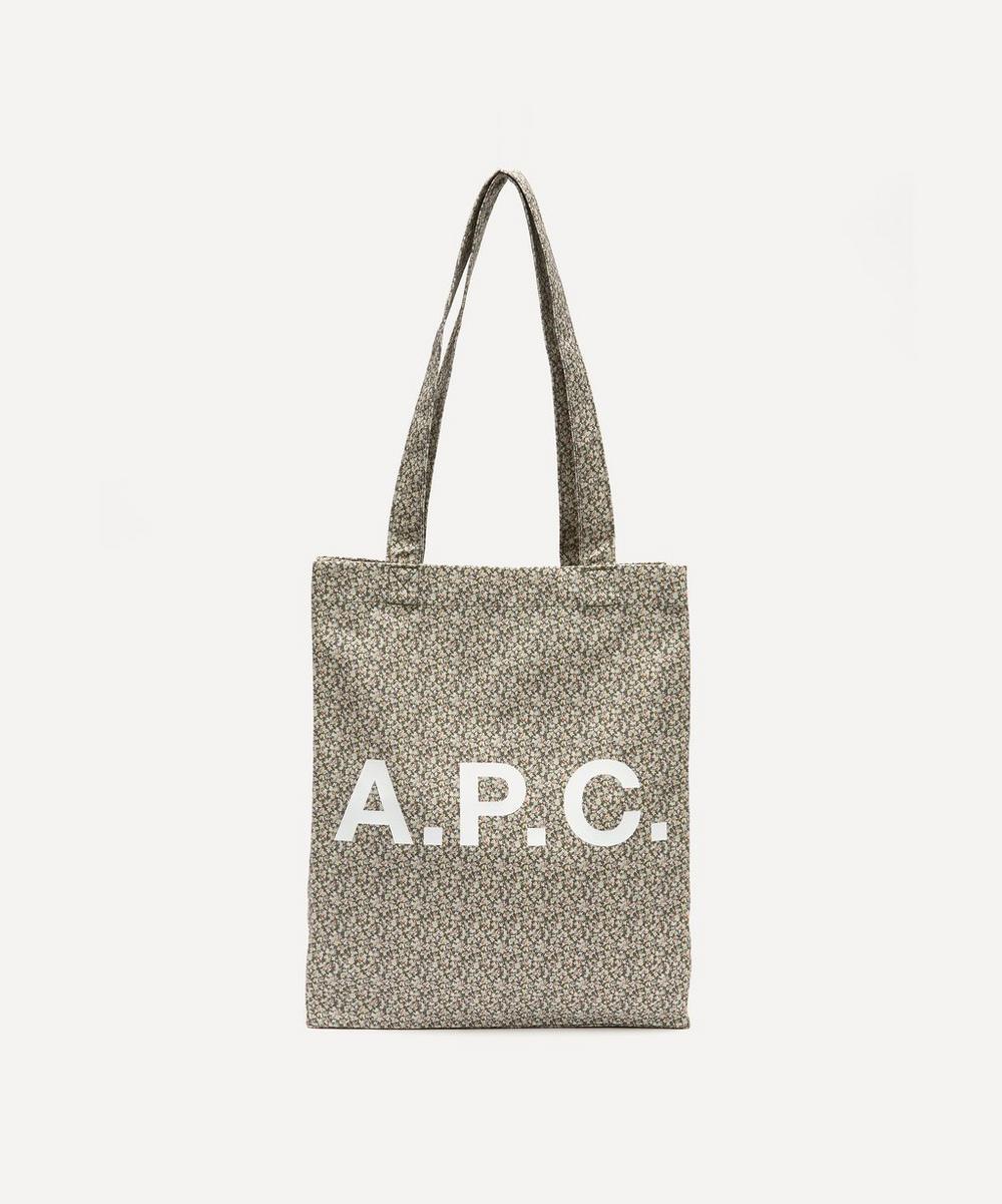 A.P.C. - Lou Liberty Fabrics Tote Bag