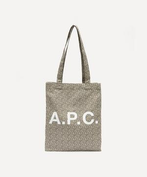 Lou Liberty Fabrics Tote Bag