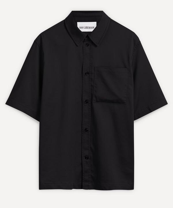 Han Kjobenhavn - Short-Sleeved Boxy Shirt