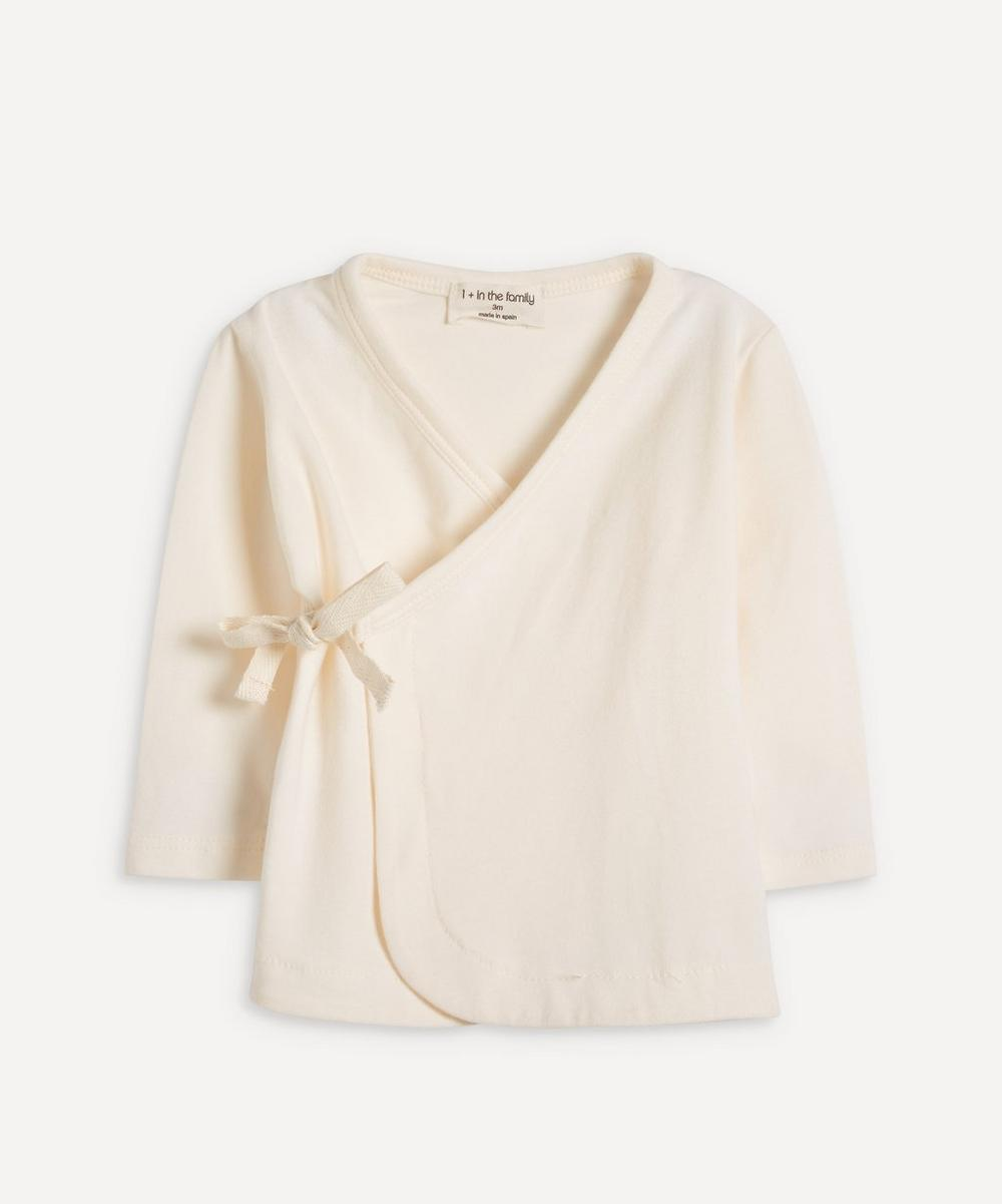 1+ In The Family - Babette Wrap Top 0-18 Months