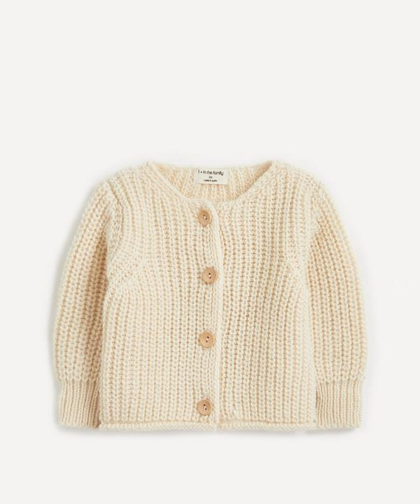 1+ In The Family - Rea Knitted Jacket 3-24 Months