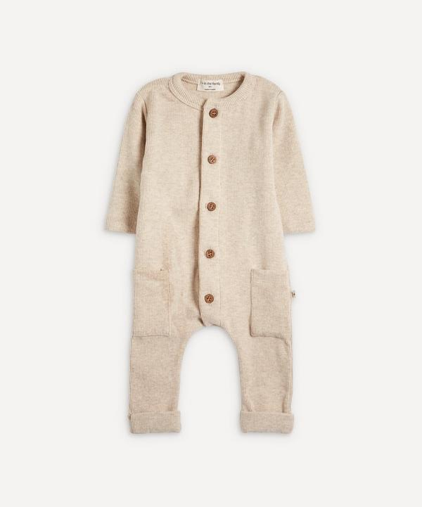 1+ In The Family - Milos Jumpsuit 0-24 Months