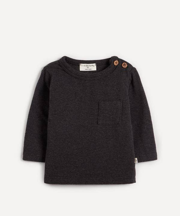 1+ In The Family - Oriol Long Sleeve T-Shirt 0-24 Months
