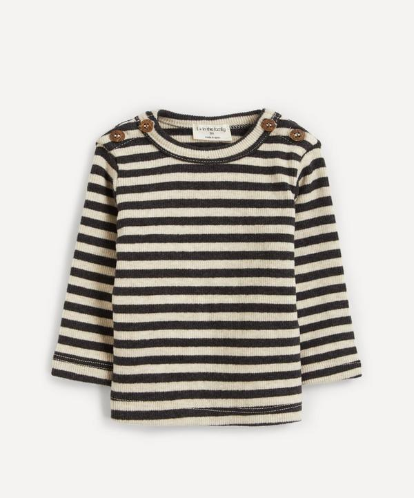 1+ In The Family - Sandro Long Sleeve T-Shirt 0-24 Months