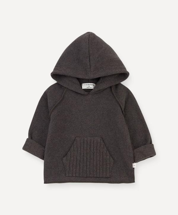 1+ In The Family - Leandre Hoodie 3-24 Months