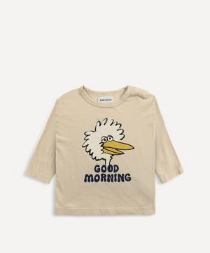 Good Morning Long Sleeve T-Shirt 3-24 Months