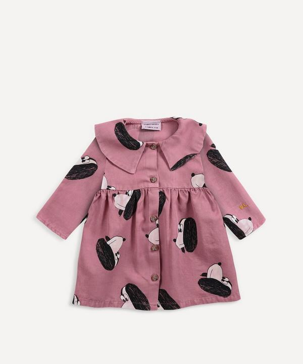 Bobo Choses - Dog Print Dress 3-24 Months