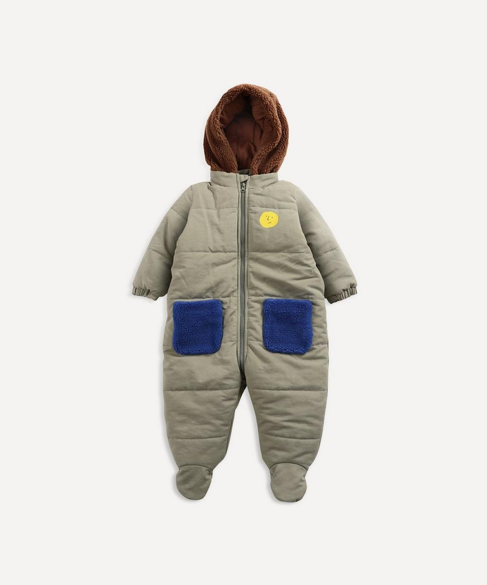 Bobo Choses - Padded Overalls 3-24 Months