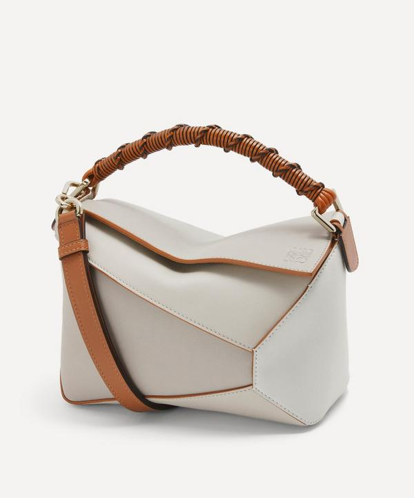 Loewe - Small Puzzle Edge Leather Shoulder Bag