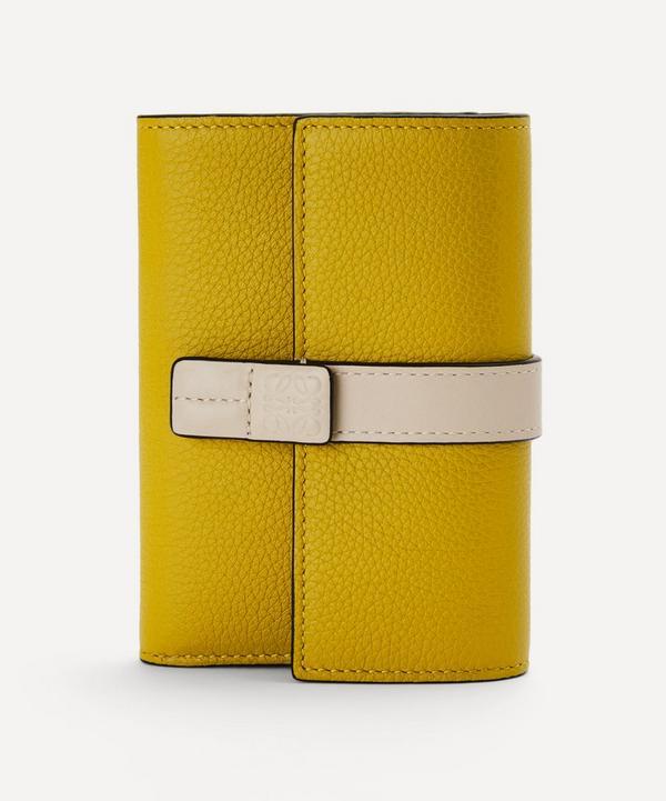 Loewe - Small Vertical Leather Wallet