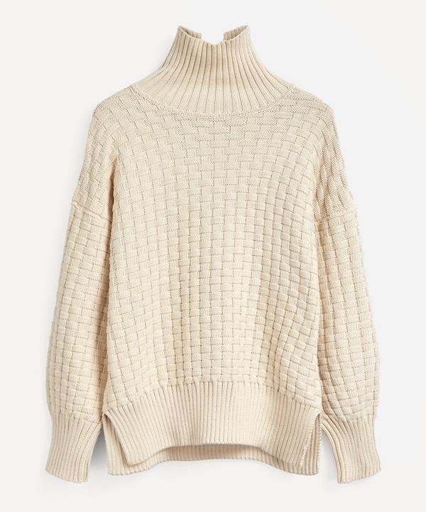 Rachel Comey - Composite Basketweave Pullover