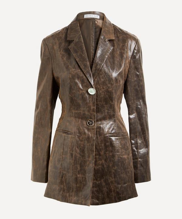 Rejina Pyo - Margo Coated Cotton Jacket