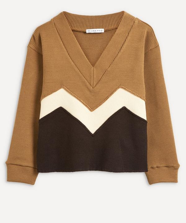 Rejina Pyo - Ingrid Chevron Sweater