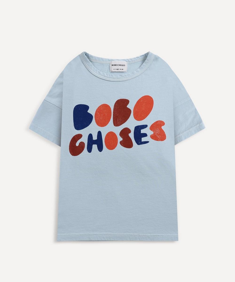 Bobo Choses - Bobo Choses Short Sleeve T-Shirt 2-8 Years