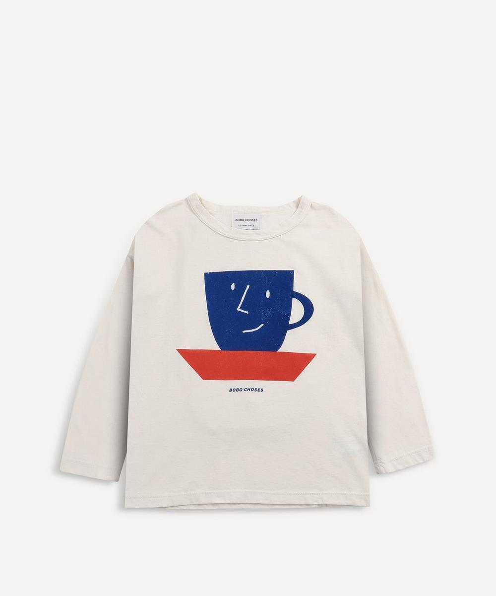 Bobo Choses - Teacup Long Sleeve T-Shirt 2-8 Years