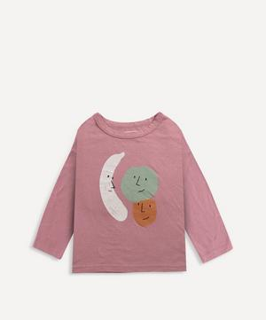 Faces Long Sleeve T-Shirt 2-8 Years