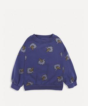 Bird All-Over Print Sweatshirt 2-8 Years