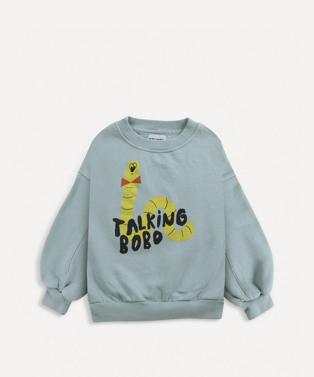 Bobo Choses - Talking Bobo Sweatshirt 2-8 Years