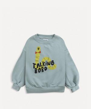 Talking Bobo Sweatshirt 2-8 Years
