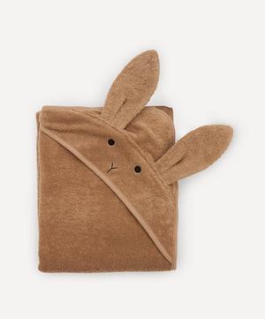 Augusta Rabbit Hooded Towel