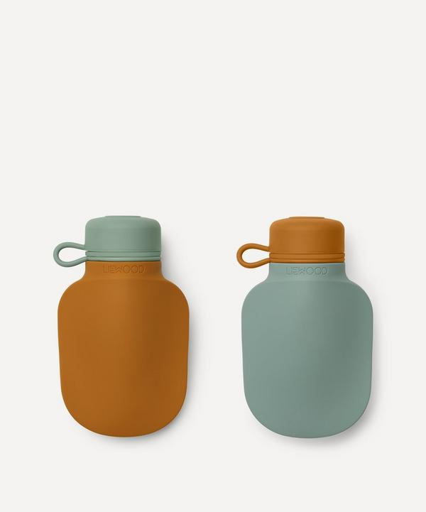Liewood - Silvia Silicone Smoothie Bottle Set of Two