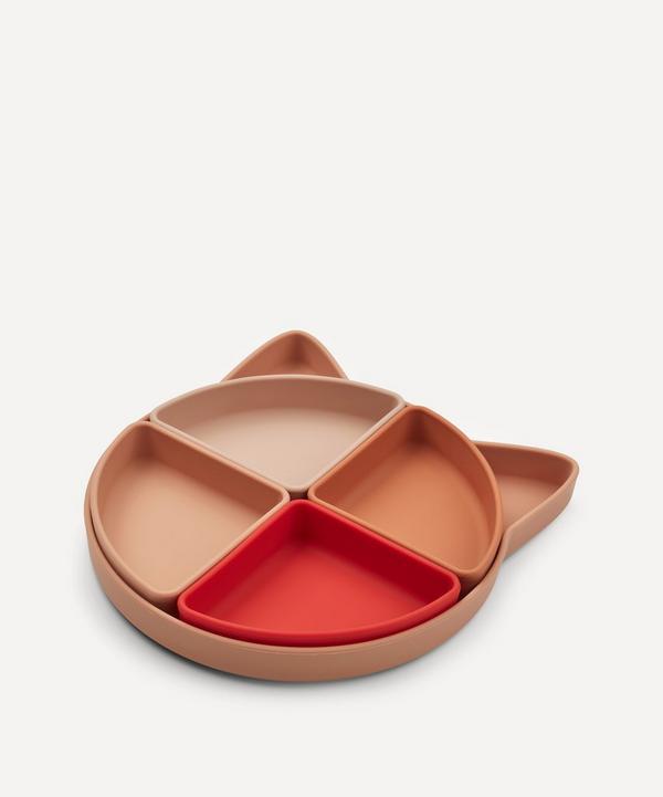 Liewood - Cat Arne Divider Plate