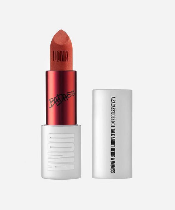 UOMA Beauty - BadAss Icon Matte Lipstick 3.5g